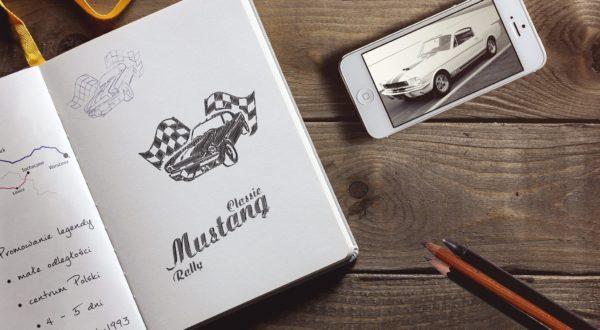 4 dni rajdu Fordami Mustangami